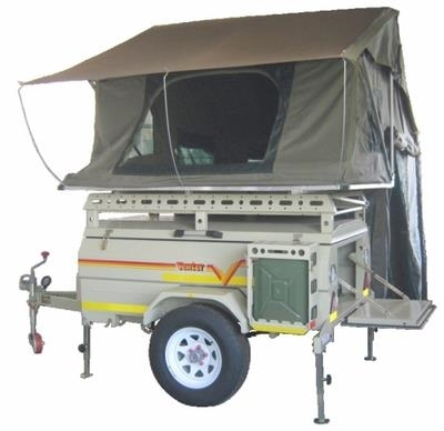 Savuti Leisure Trailer