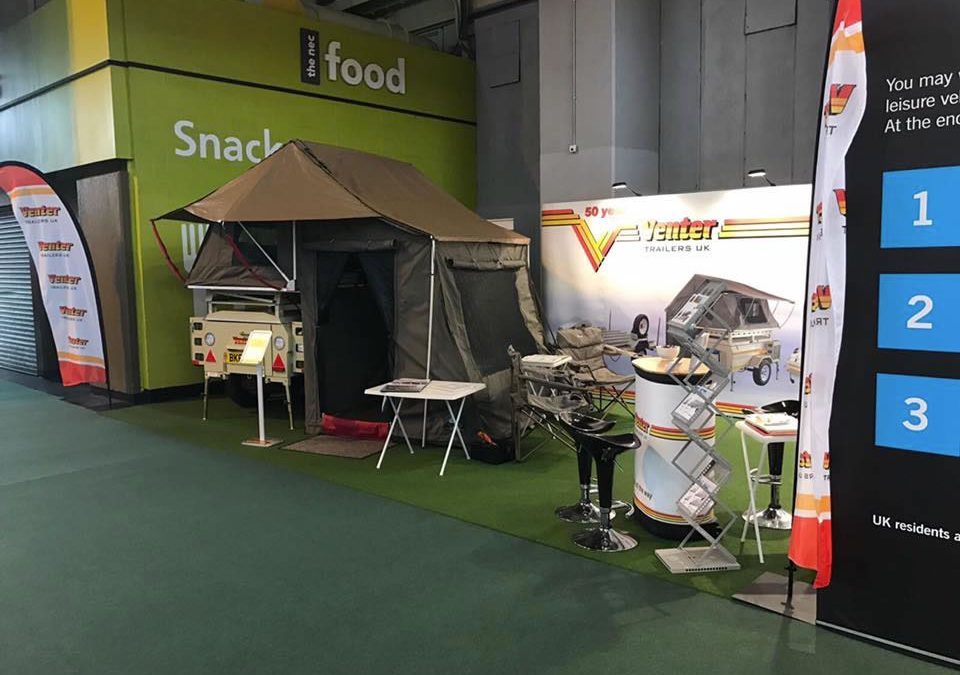 The Caravan and Camping Show 2017